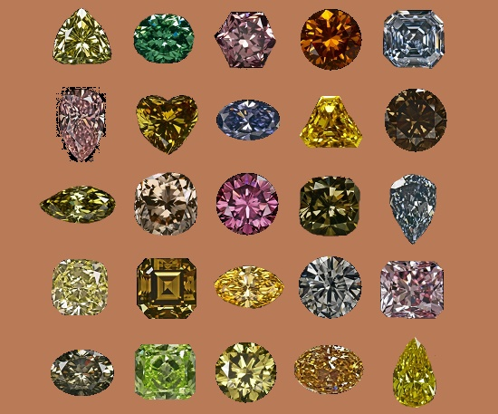 Сhoice of precious stones for anniversaries