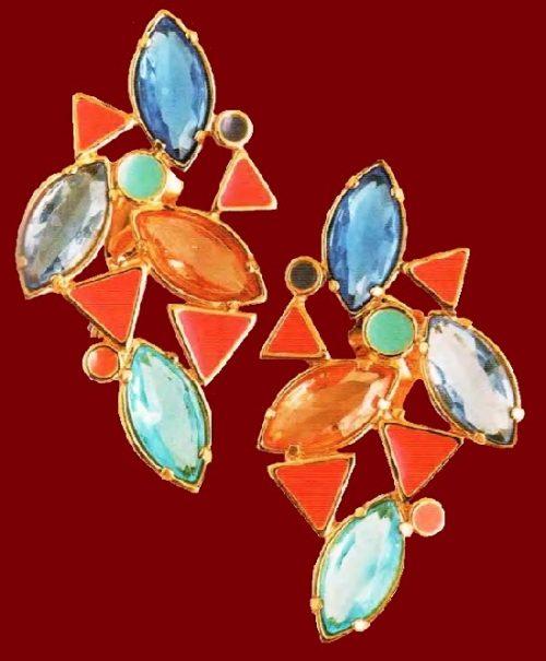 Yves Saint Laurent ISL costume jewellery