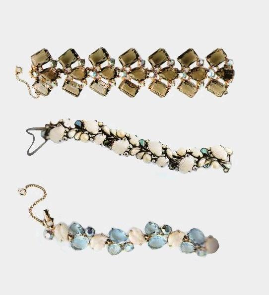 Bracelets. £ 275-475