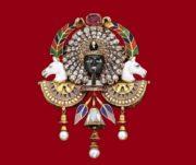 Glorious Italian jewellery designer Carlo Giuliano