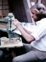 Ralph Massey sculpted costume jewellery