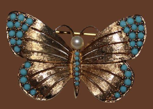 Panetta vintage costume jewellery