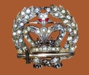 Jewels by Bogoff vintage costume jewelry