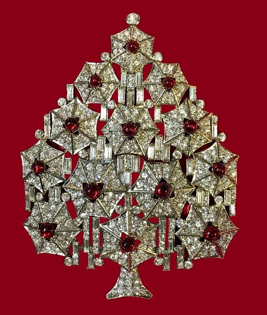 Cristobal London vintage costume jewellery