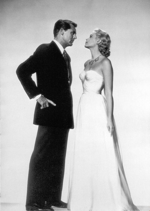 Having embodied a fairy tale about Cinderella, the image of Grace Kelly became significant for the world of jewelry luxury. And in this - a huge personal merit of Hitchcock. To Catch a Thief