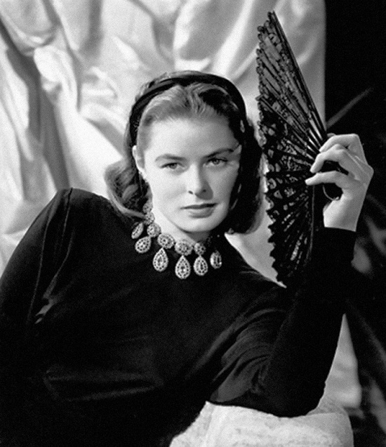Ingrid Bergman in 'Notorious'