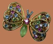 Dodds vintage costume jewelry