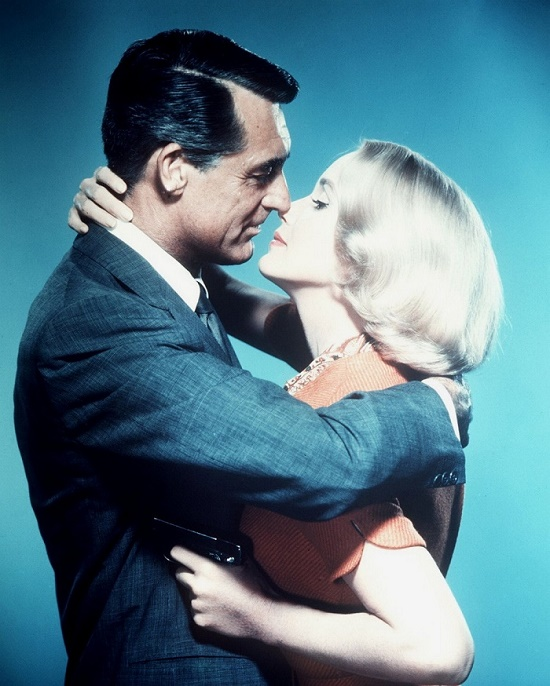 Promo photo, North by Northwest. 1959