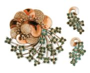 French jewellery designer Alfred Philippe