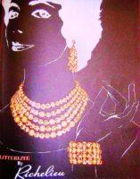Richelieu costume jewellery