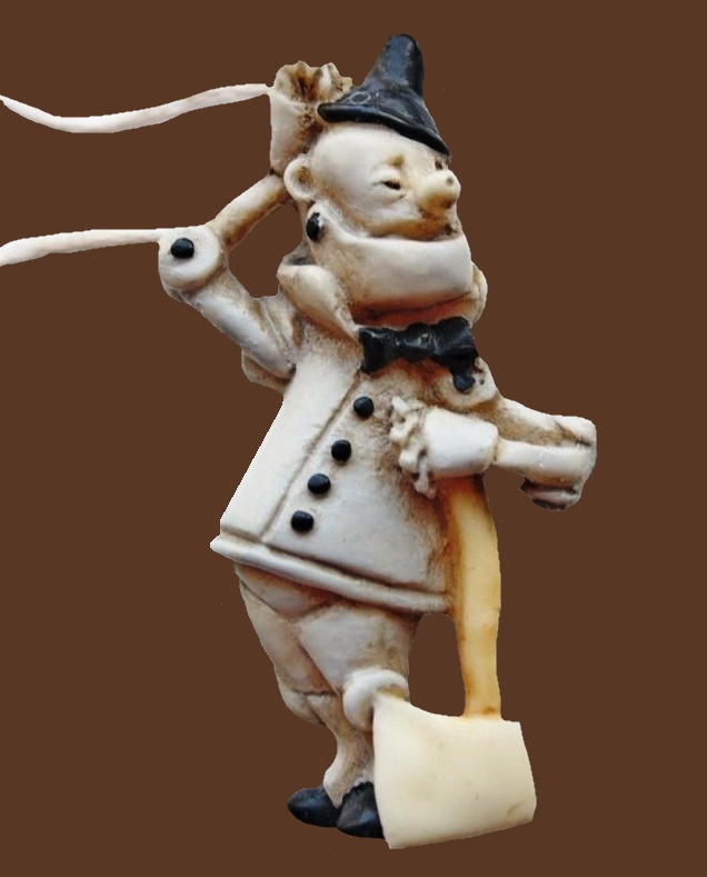 Tin Woodman pendant