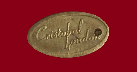Traditional mark used by Cristobal London