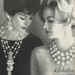 Vintage genre brooches