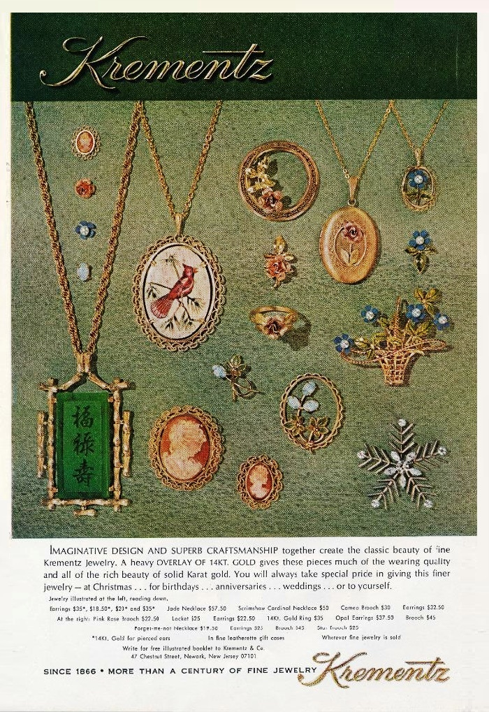 Richelieu costume jewellery