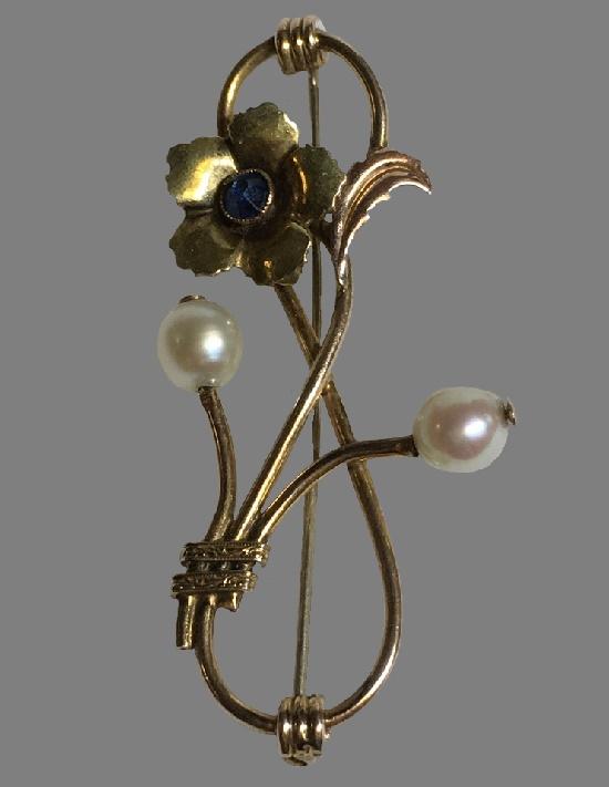 Amco vintage costume jewelry