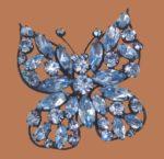 American vintage – Regency costume jewelery