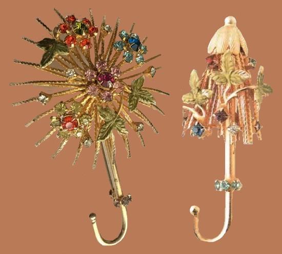 Joseph Warner vintage costume jewellery