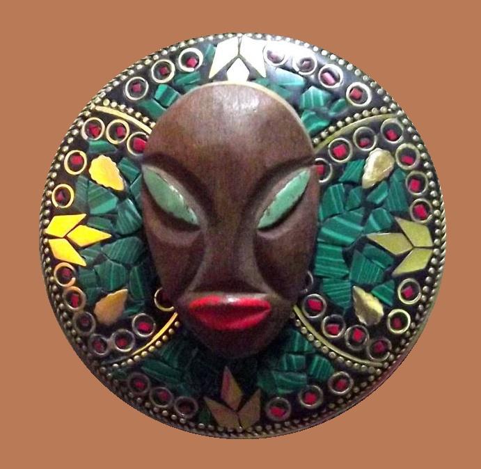 Extraordinary Elzac California Jewellery Kaleidoscope Effect