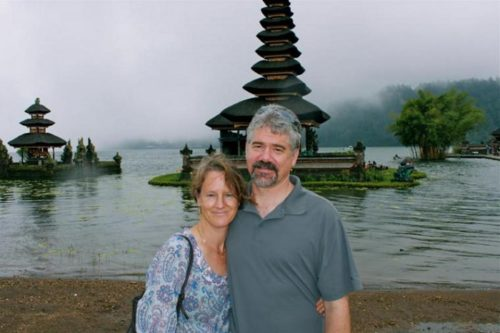 Marianna and Richard Jacobs