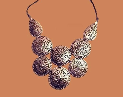 Medina Bib Necklace