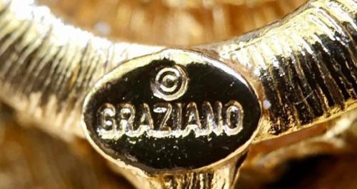 Stamped Graziano