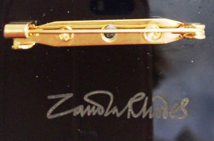 Stamped Zandra Rhodes