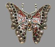 Pierre Bex vintage costume jewelry