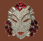 Beautiful vintage - Reinad costume jewelry