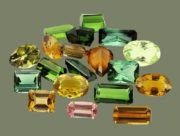 Negative properties of gems and semiprecious stones