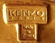Kenzo costume jewelry