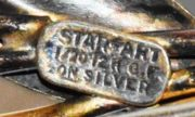 Signature - Star Art 12 K gold filled on silver