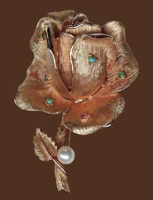 Capri vintage costume jewelry