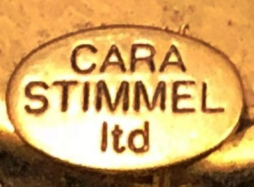 Signed Cara Stimmel ltd