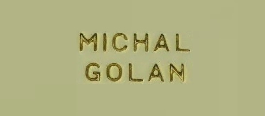 Signed Michal Golan