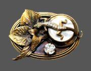 Ermani Bulatti vintage costume jewelry
