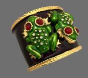 Gerard Yosca vintage costume jewelry