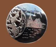 Thai silver jewelry unique style