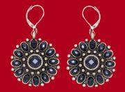 Signed Botticelli vintage costume jewelry