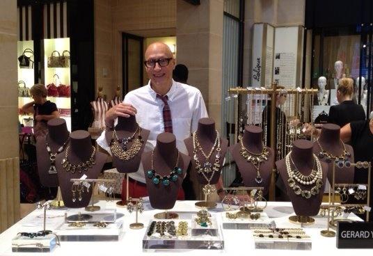 Jeweler Gerard Yosca