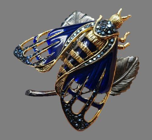 Roberto Cavalli costume jewelry