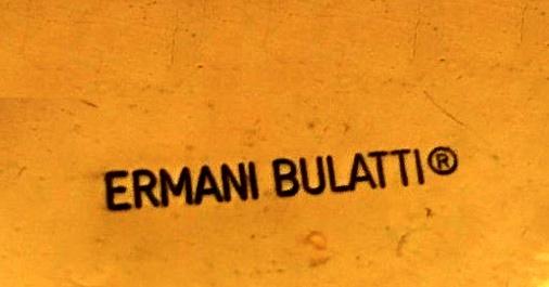 Signed Ermani Bulatti