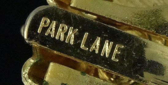 Signed Park Lane (1960s)