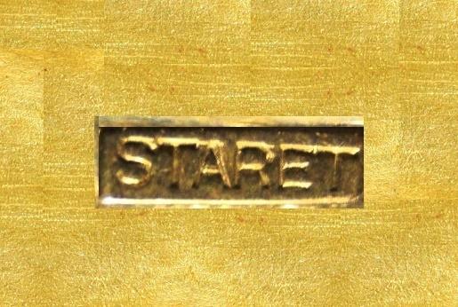 Signed Staret