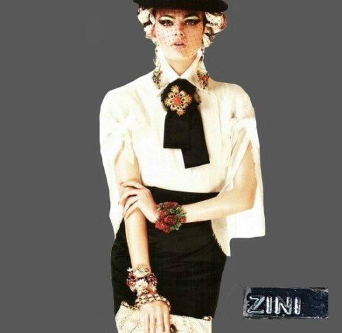 Avertising Carlo Zini jewelry
