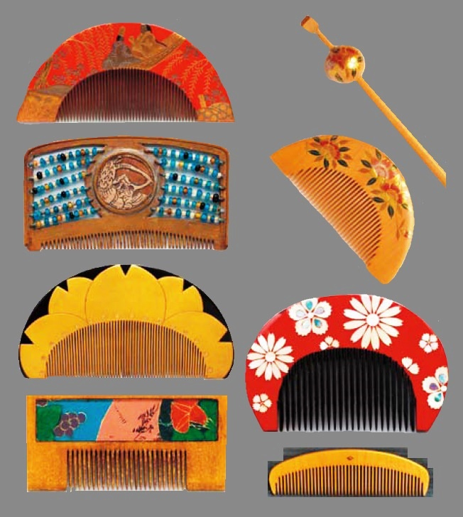 In fact, comb has always served both practical and decorative purposes