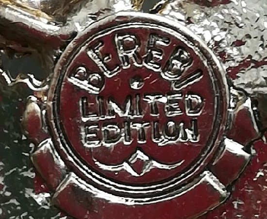 Marked Edgar Berebi limited edition