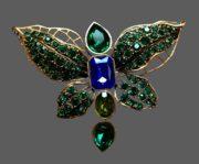 Oscar de la Renta vintage costume jewelry