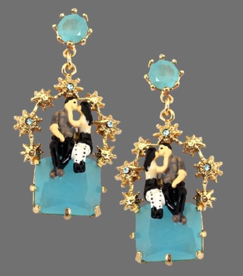 Maison Les Nereides costume jewelry