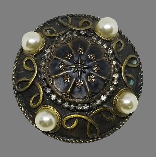 Benedikt vintage costume jewelry