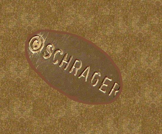 Signed Schrager